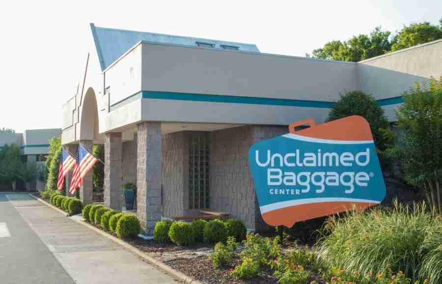 The Unclaimed Baggage Center in Scottsboro, Alabama: the store of last resort for your lost luggage.
