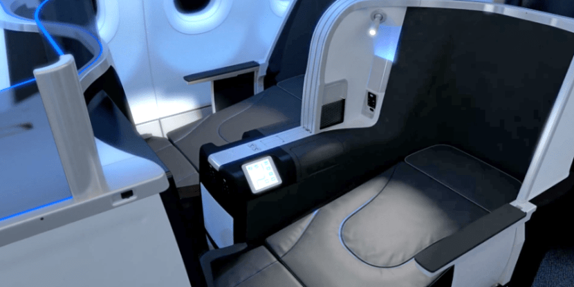 You'll earn more points when booking JetBlue Mint.