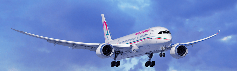 Ever think you would have the chance to fly Royal Air Maroc