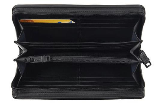 Tumi Zip Around Travel Wallet