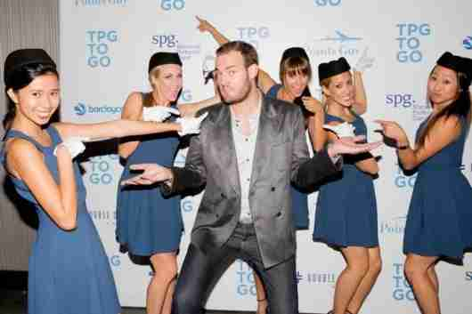 Perhaps my favorite TPG event was our TPG TO GO App launch in Los Angeles in October 2014