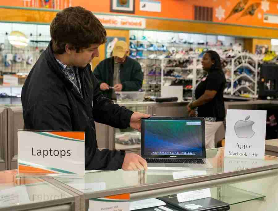 In the market for a new laptop? The Unclaimed Baggage Center could sell you one (that used to be someone else