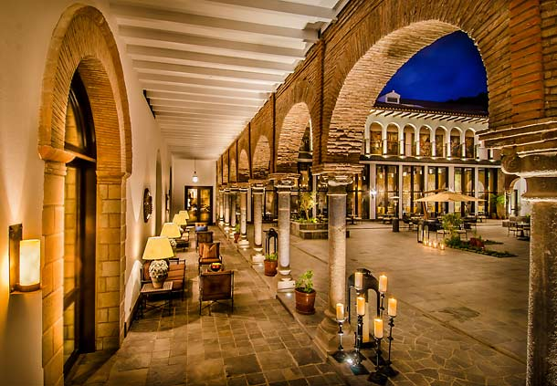 JW Marriott El Convento Cusco. Photo courtesy of the hotel.