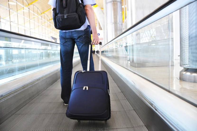 Keeping baggage with you is always a money-saver.