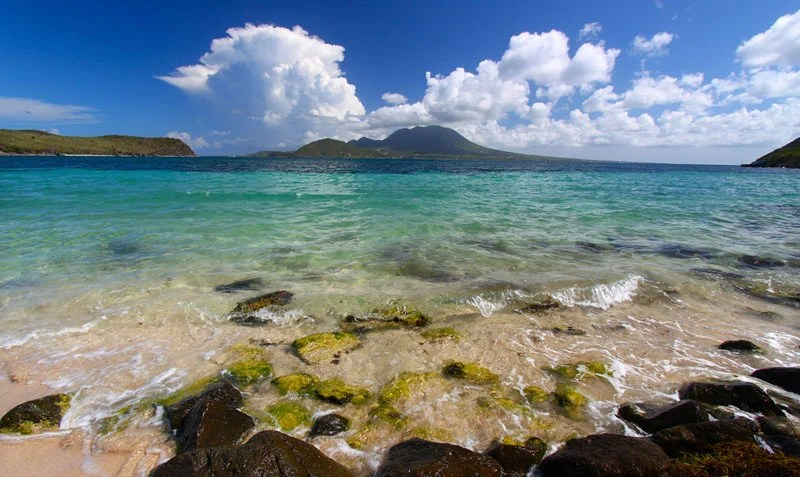 Travel to the Caribbean for cheaper under the new chart than the old one! Photo courtesy of Shutterstock.