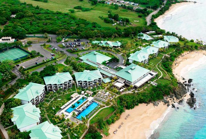 Puerto Rico's W - Vieques Island is a world away from the mainland. Photo courtesy of the hotel.