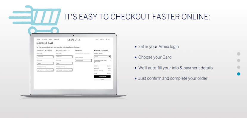 Amex Express Checkout >> Get A 10 Credit With Amex S Express Checkout Promo