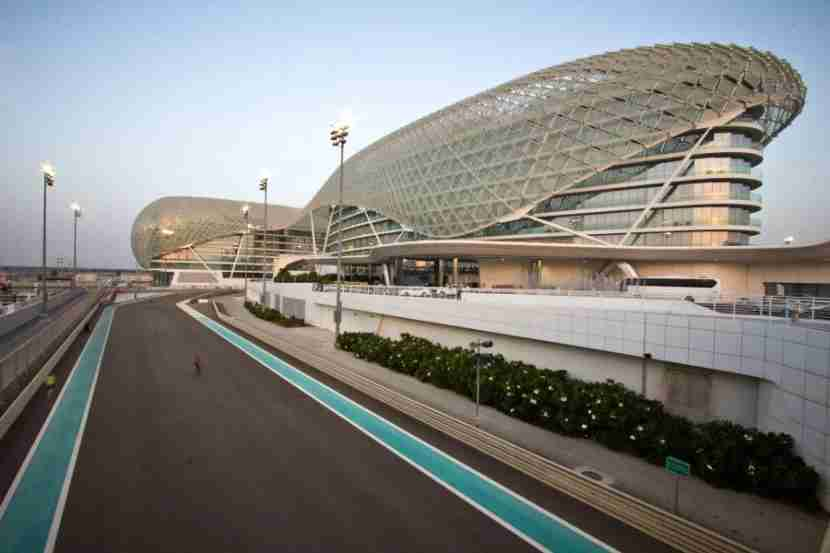 The Yas Viceroy is the world
