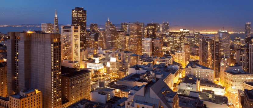 The Hilton San Francisco is situated in the heart of the city by the bay.