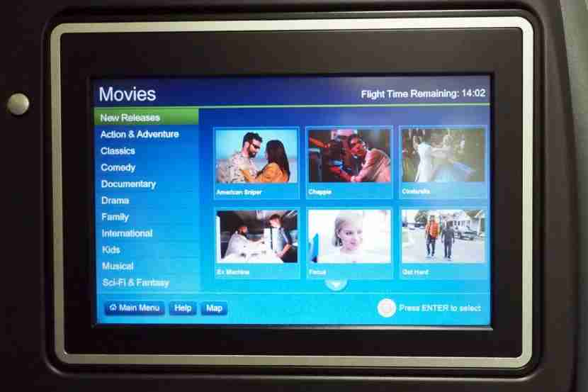 United offers plenty of new release and older movies and TV shows to choose from.