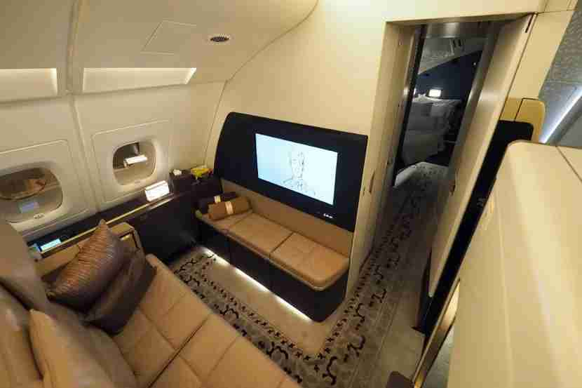 Etihad A380 The Residence - Overview