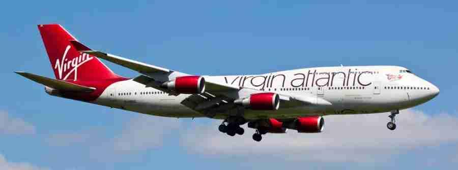 Delta Platinum Medallions will get benefits when flying on Virgin Atlantic. Photo courtesy of Shutterstock.