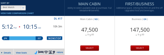 No, it's actually not OK to charge this insane amount of miles