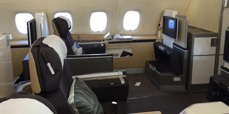 Flight Review: Lufthansa A380 First Class, Frankfurt to Los Angeles