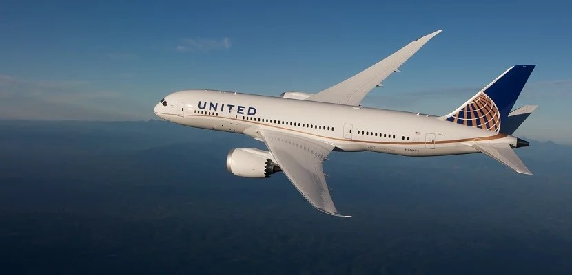 United's dreamliner will fly between San Francisco and Xi'an.