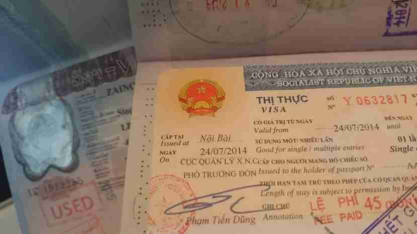 Make sure you stay updated on all the current visa requirements. Being prepared will save you time and hassle.