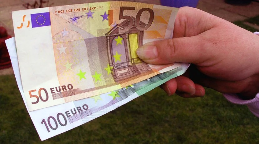 I still miss those 150 euros ...but of course, it COULD have been twice as bad. Photo courtesy of Shutterstock.