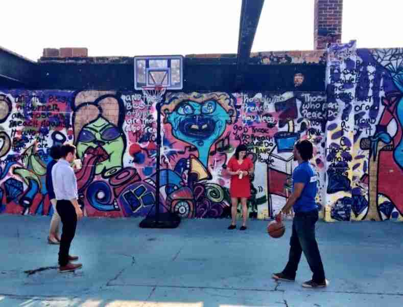 The Detroit Experience Factory offers insider tours that explorethe city