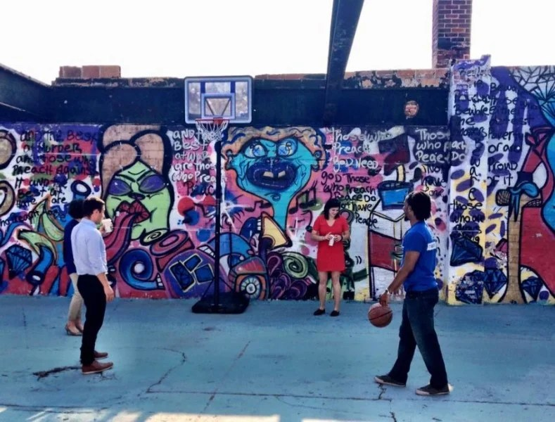 The Detroit Experience Factory offers insider tours that explorethe city's evolving history — and street art scene. Photo courtesy of The Detroit Experience Factory on Facebook.