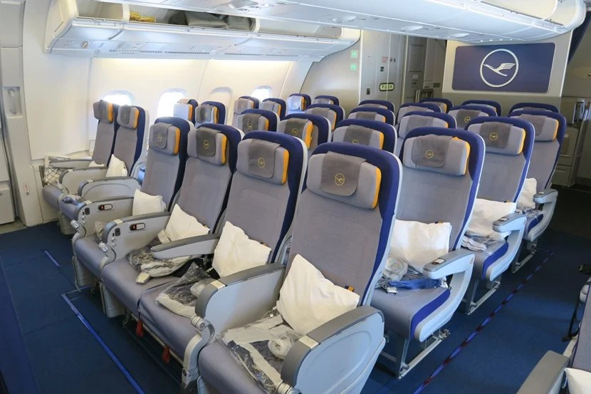 Flight Review Lufthansa A380 Economy Beijing To Frankfurt