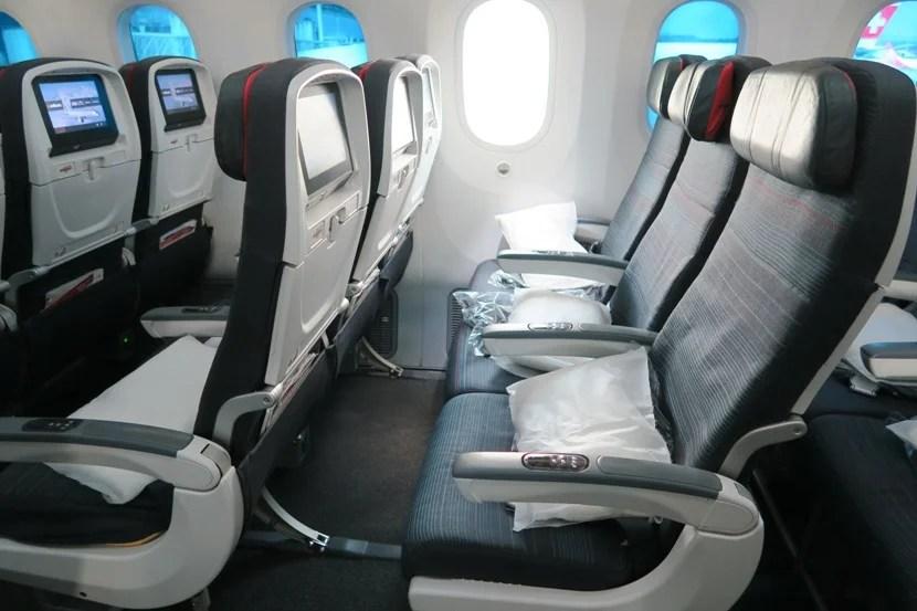 Air Canada Economy Class