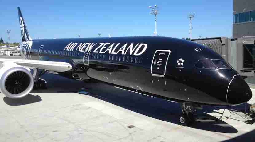Depending on your routing, you might get to fly Air NZ
