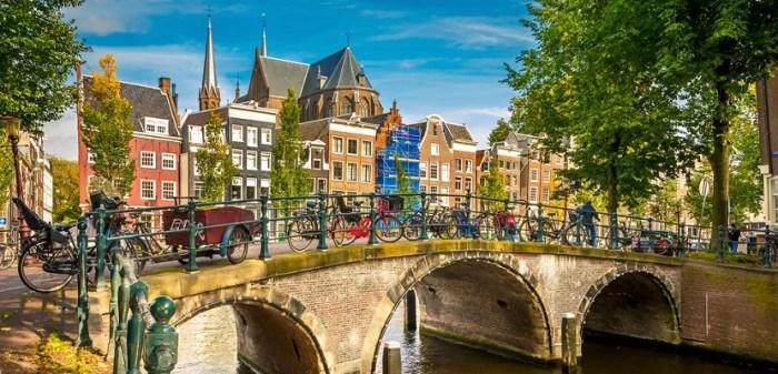Amsterdam Europe canal featured shutterstock 188438480