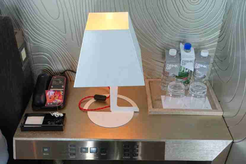 Fantastic Suite bedside table.
