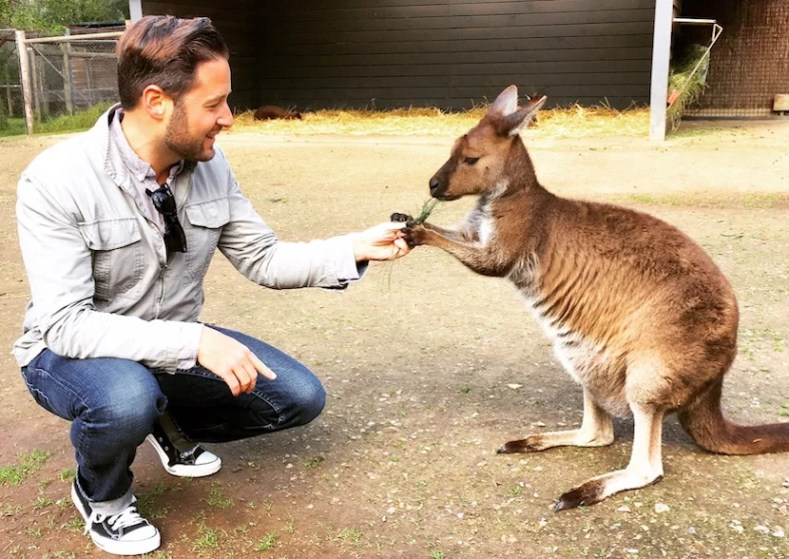 Head to the Healesville Wildlife Sanctuary to get up close and personal with Australia's marsupials. Photo by Eric Rosen.
