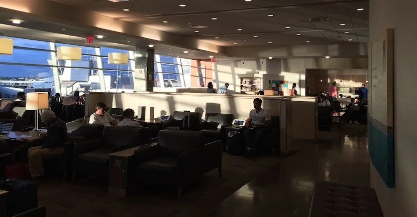Admirals Club access is an often overlooked perk of the Citi Prestige Card.