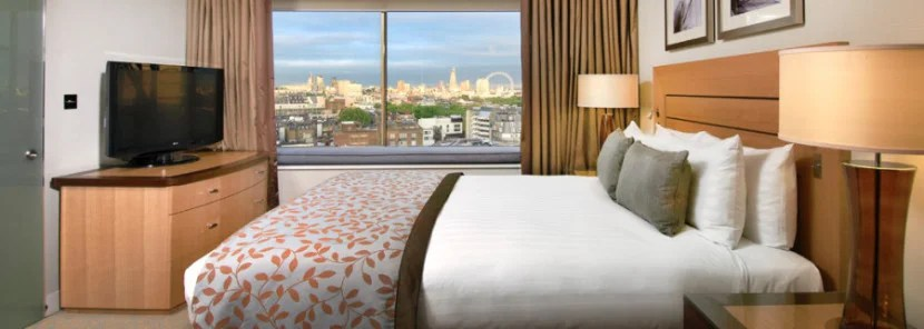 Earn 4x Avios points for London Hilton stays at properties such as the Hilton London Park Lane.