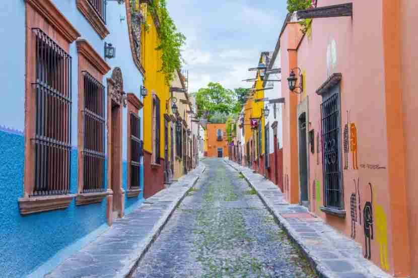 San Miguel de Allende Mexico shutterstock_293322797
