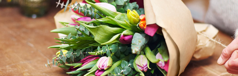 If you need to order flowers, have the concierge work with a local florist.