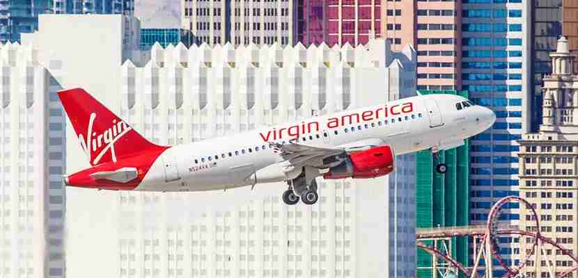 Virgin America has plenty of destinations to make good use of status.
