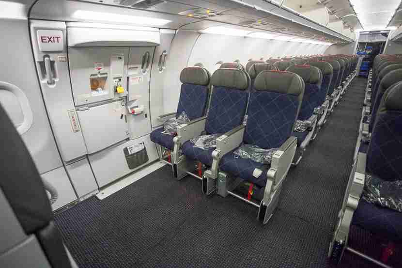 If you can score a seat in the bulkhead, you