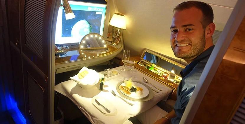Flight Review Emirates A380 First Class Mxp Jfk