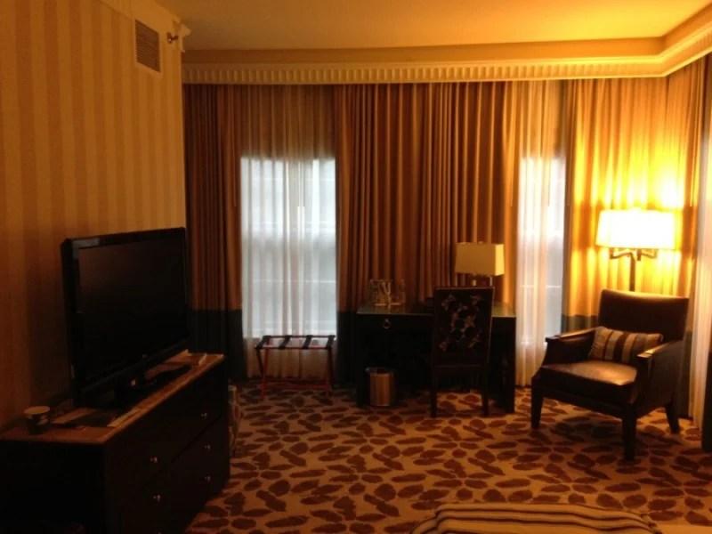 Equinox room living area