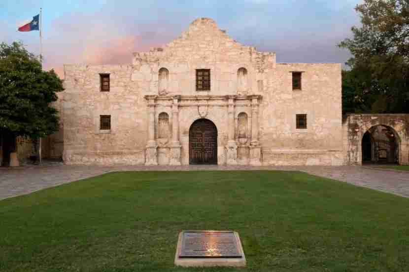Did you know you could visit the Alamo for free? Photo credit: The Alamo/Jowdy Photography.