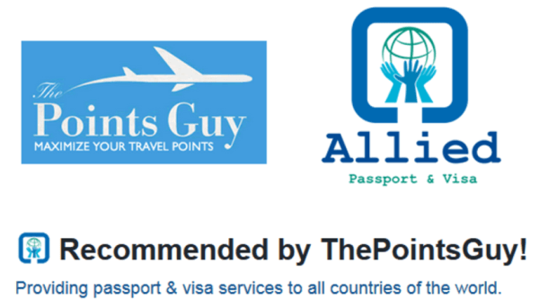 Save time, hassle, and earn more points/miles using Allied! Photo courtesy of Allied's website.