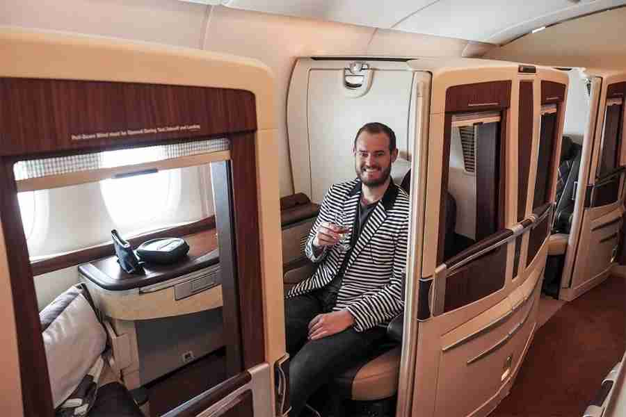 Singapore Suites A380