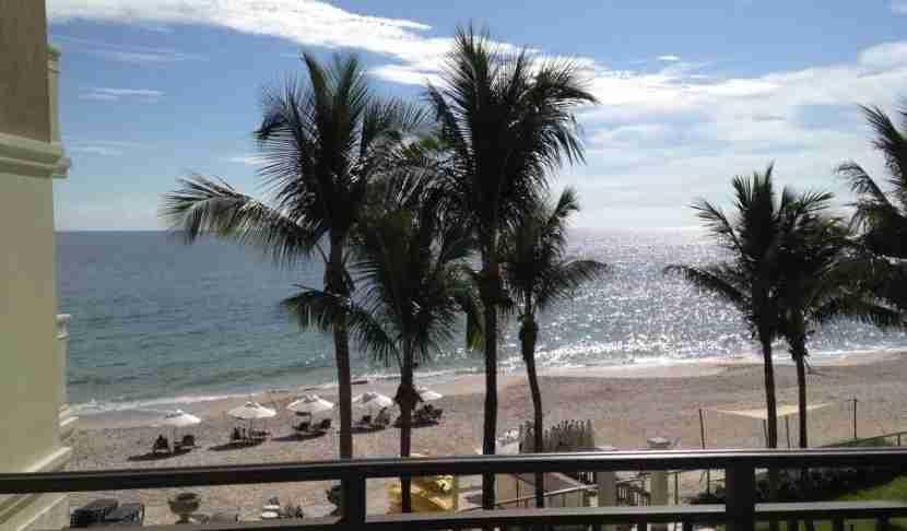 VB Hotel & Spa beach view