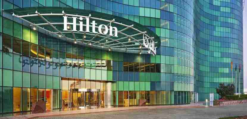 Enjoy HHonors Silver benefits at properties like the Hilton Abu Dhabi.