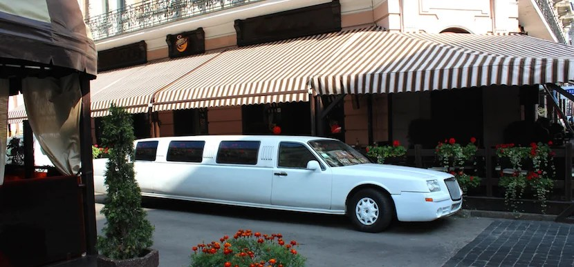 Courier, delivery, and limo services are also some of the most routine requests of the concierge. Photo courtesy of Shutterstock.