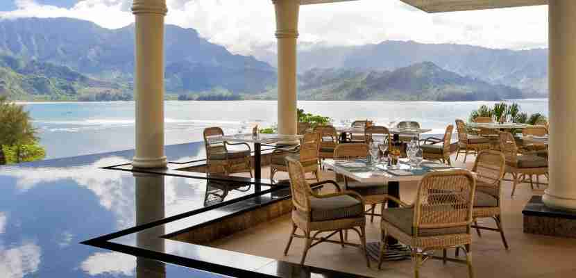The St. Regis Princeville.