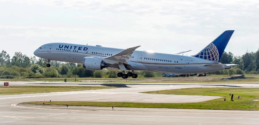 With 48 BusinessFirst seats, I want to know who has had a GPU clear on the 787-9. Photo courtesy United.