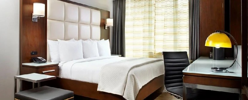 Snag a night at the Cambria Suites Chelsea in NYC for just 20,000 points per night!