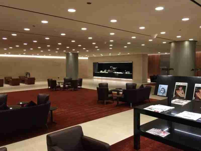 Immig lounge