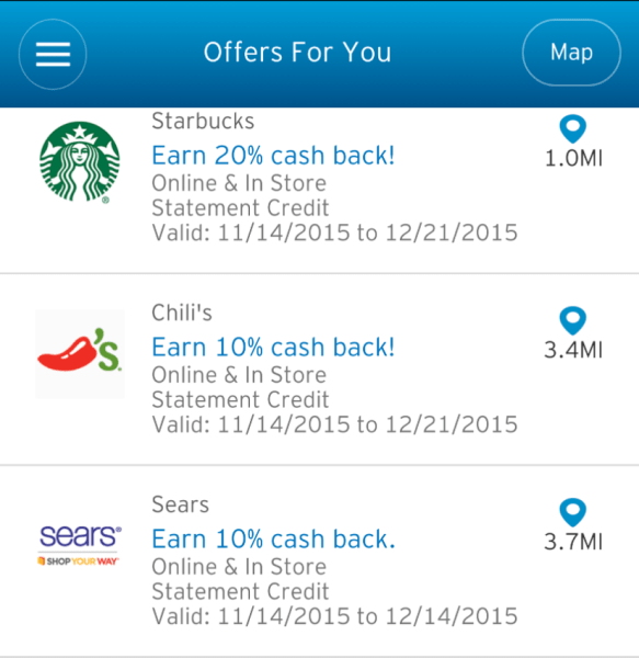 Citi Smart Savings in the Citi Mobile app