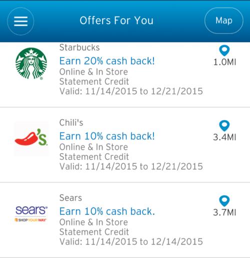 Citi Smart Savings in the Citi Mobile app