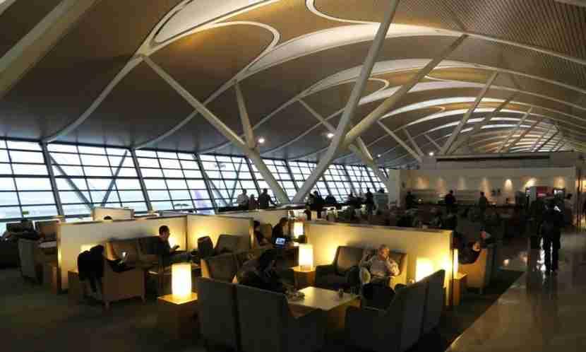 Shanghai lounge